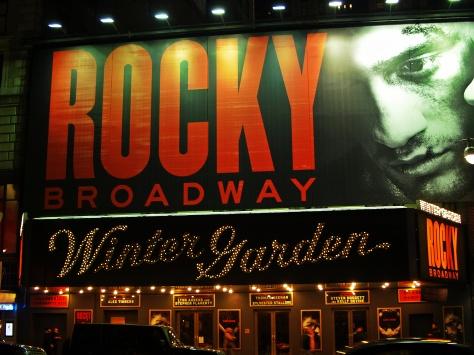 Rocky Billboard